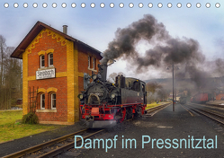 Dampf im Pressnitztal (Tischkalender 2020 DIN A5 quer) von Bellmann,  Matthias