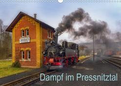 Dampf im Pressnitztal (Wandkalender 2020 DIN A3 quer) von Bellmann,  Matthias