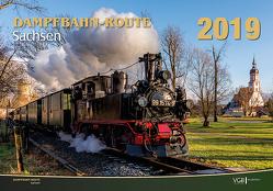 Dampfbahn-Route Sachsen 2019