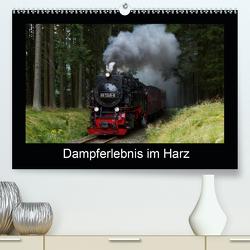 Dampferlebnis im Harz (Premium, hochwertiger DIN A2 Wandkalender 2020, Kunstdruck in Hochglanz) von Maurer,  Marion