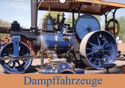Dampffahrzeuge (Wandkalender 2021 DIN A3 quer) von Bernds,  Uwe
