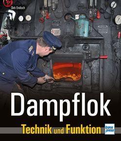 Dampflok von Endisch,  Dirk