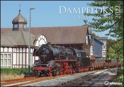 Dampfloks 2022 – Foto-Kalneder – Wand-Kalender – 42×29,7