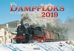 Dampfloks in Farbe 2019 von Paulitz,  Udo (Fotograf)