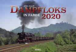 Dampfloks in Farbe 2020 von Hajt,  Jörg