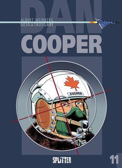 Dan Cooper. Gesamtausgabe Band 11 von Weinberg ,  Albert