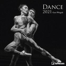 Dance 2021 – Wand-Kalender- Broschüren-Kalender – 30×30 – 30×60 geöffnet – Tanz von Weigelt,  Gert