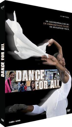 Dance for all – DVD von Blumenschein,  Viviane, Bromund,  Elena