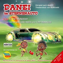 DANEI im Sternenauto von Dieter Hallervorden (Sprecher), Engelken,  Jacki, Harald Schmidt (Sprecher), Spies,  Ulrik, Tom Deininger (Sprecher), Wolfsmehl