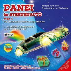 DANEI im Sternenauto von Dieter Hallervorden (Sprecher), Elisabeth Trissenaar (Sprecher), Harald Schmidt (Sprecher), Wolfsmehl