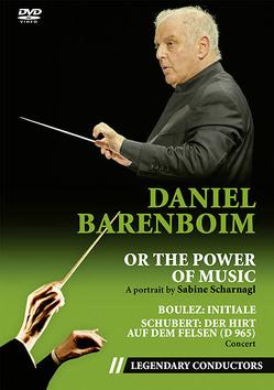 Daniel Barenboim or the Power of Music (Legendary Conductors) von Sabine,  Scharnagl