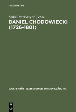 Daniel Chodowiecki (1726-1801) von Hinrichs,  Ernst, Zernack,  Klaus