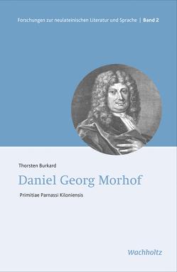 Daniel Georg Morhof von Burkard,  Thorsten