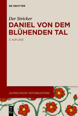 Daniel von dem Blühenden Tal von Der Stricker, Resler,  Michael