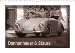 Dannenhauer & Stauss (Wandkalender 2020 DIN A3 quer) von Bau,  Stefan