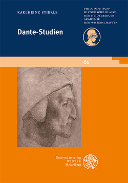 Dante-Studien von Stierle,  Karlheinz