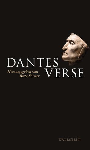 Dantes Verse von Alighieri,  Dante, Förster,  Birte