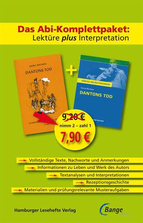 Dantons Tod – Das Abi-Komplettpaket: Lektüre plus Interpretation. von Büchner,  Georg
