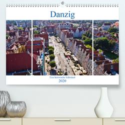 Danzig – Eine historische Schönheit (Premium, hochwertiger DIN A2 Wandkalender 2020, Kunstdruck in Hochglanz) von Michalzik,  Paul