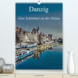 Danzig – Eine Schönheit an der Ostsee (Premium, hochwertiger DIN A2 Wandkalender 2021, Kunstdruck in Hochglanz) von Michalzik,  Paul