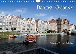 Danzig – Gdansk (Wandkalender 2019 DIN A4 quer)