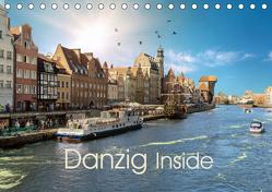 Danzig Inside (Tischkalender 2019 DIN A5 quer) von Eckerlin,  Claus