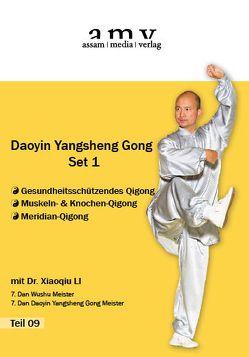 Daoyin Yangsheng Gong SET1 – DVD von DI Assam,  Kurt, LI,  Xiaoqiu