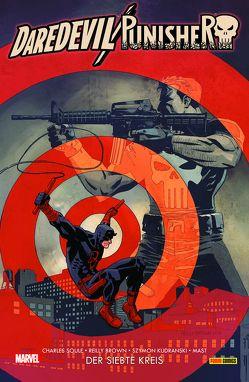 Daredevil/Punisher: Der siebte Kreis von Brown,  Reilly, Frisch,  Marc-Oliver, Kudranski,  Szymon, Reiprich,  Jean Louis, Soule,  Charles D.