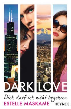 DARK LOVE – Dich darf ich nicht begehren von Maskame,  Estelle, Spangler,  Bettina