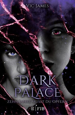Dark Palace – Zehn Jahre musst du opfern von Fritz,  Franca, James,  Vic, Koop,  Heinrich
