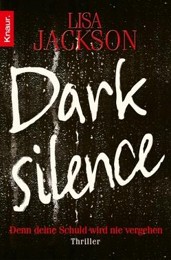 Dark Silence von Hartmann,  Elisabeth, Jackson,  Lisa