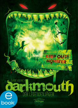 Darkmouth – Der Legendenjäger von Hegarty,  Shane, Münch,  Bettina, Schaaf,  Moritz