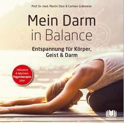 Mein Darm in Balance von Grabmeier,  Carmen, Storr,  Martin