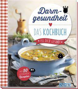 Darmgesundheit – Das Kochbuch von Wiedemann,  Christina