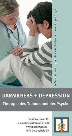 Darmkrebs und Depression von Bundesverband für Gesundheitsinformation und Verbraucherschutz – Info Gesundheit e.V.
