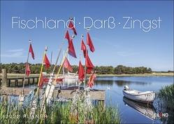 Darß – Fischland – Zingst Kalender 2022 von Eiland