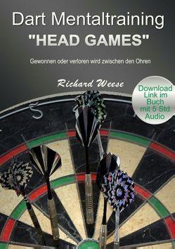 """Dart Mentaltraining """"Head Games"""" von Weese,  Richard"""