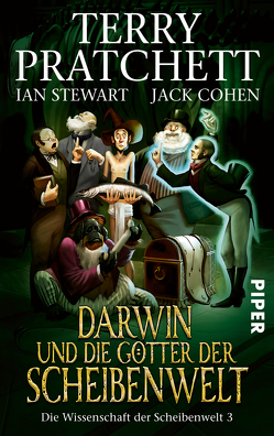 Darwin und die Götter der Scheibenwelt von Brandhorst,  Andreas, Cohen,  Jack, Pratchett,  Terry, Simon,  Erik, Stewart,  Ian