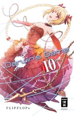 Darwin's Game 10 von FLIPFLOPs, Wissnet,  Matthias