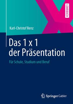 Das 1 x 1 der Präsentation von Renz,  Karl-Christof