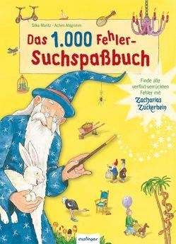 Das 1000 Fehler-Suchspaßbuch von Ahlgrimm,  Achim, Moritz,  Silke