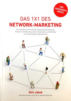 Das 1×1 des Network-Marketing von Jakob,  Dirk, Perigon,  Institut