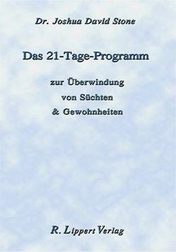 Das 21 Tage Programm, Broschüre von Stone,  Joshua David