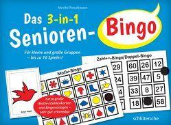 Das 3-in-1 Senioren-Bingo von Twachtmann,  Monika