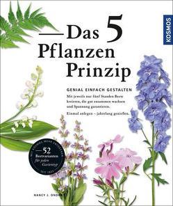 Das 5 Pflanzen Prinzip von Ondra,  Nancy J.