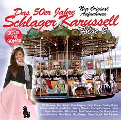Das 50er Jahre Schlager Karuss von ZYX Music GmbH & Co. KG