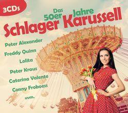 Das 50er Jahre Schlager Karussell von ZYX Music GmbH & Co. KG