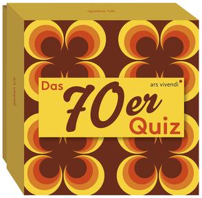 Das 70er Quiz von Helmer,  Susanne