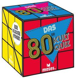 Das 80er-Kultquiz von Küpper,  Anke