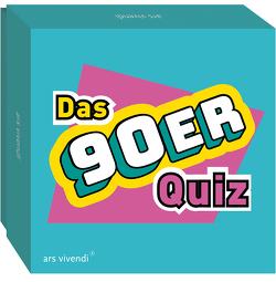 Das 90er Quiz von Helmer,  Susanne